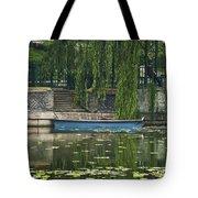 0044-2- Row Boat Tote Bag
