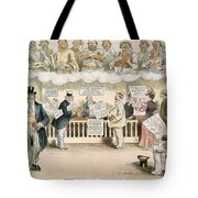 Foolish Forefathers, 1894 Tote Bag