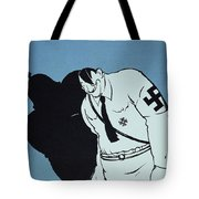 Adolf Hitler Cartoon, 1935 Tote Bag