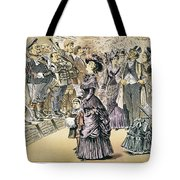 Marriage For Titles, 1895 Tote Bag