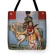 Republic Of Turkey: Poster Tote Bag
