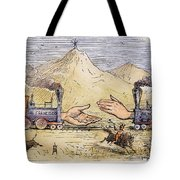 Promontory Point, 1869 Tote Bag
