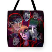 2636   Night In Their Eyes A Tote Bag