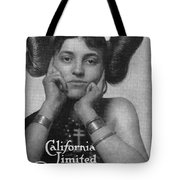 Hairstyle: Hopi, 1911 Tote Bag