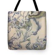 01032017b Tote Bag by Sonya Wilson