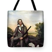 John James Audubon Tote Bag