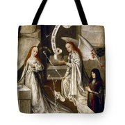 Spain: Annunciation, C1500 Tote Bag