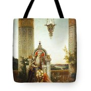 Moreau: King David Tote Bag