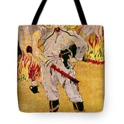 Mexico: Political Cartoon Tote Bag