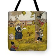 Mexico: Political Cartoon Tote Bag by Granger