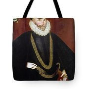 Sir John Hawkins Tote Bag