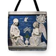 Della Robbia: Annunciation Tote Bag