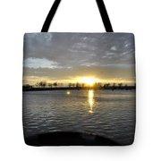 012 April Sunsets Tote Bag