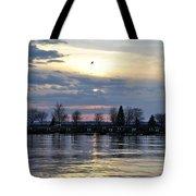 013 April Sunsets Tote Bag