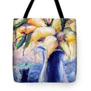 01353 Daffodils Tote Bag