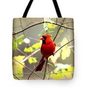 0138 - Cardinal Tote Bag