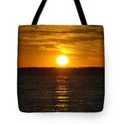 014 Sunset 16mar16 Tote Bag