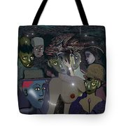 015 - Berlin  The 1920s - The Shining Tote Bag