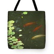 0158- Koi Tote Bag