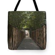 0171- Bamboo Walkway Tote Bag