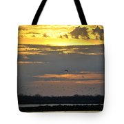 019 April Sunsets Tote Bag