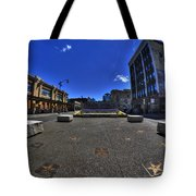 02 Plaza Of Stars Tote Bag