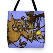 Tangles Tote Bag