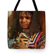 025 Sindh B Tote Bag