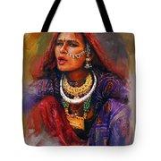 027 Sindh Tote Bag