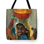 028 Sindh Tote Bag