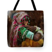029 Sindh Tote Bag