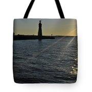 03 Sunset 16mar16 Tote Bag