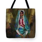 030 Sindh Tote Bag