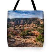030715 Palo Duro Canyon 025 Tote Bag