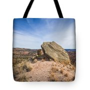 030715 Palo Duro Canyon 123 Tote Bag