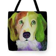 0356 Dog By Nixo Tote Bag