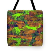 0374 Abstract Thought Tote Bag
