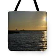 05 Sunset 16mar16 Tote Bag