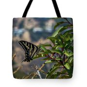 0518- Butterfly Tote Bag