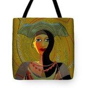 052 -   Nana Golden Tote Bag