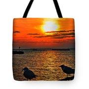 06 Sunset Series Tote Bag