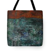 068 Abstract Thought Tote Bag
