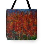 073 Abstract Thought Tote Bag