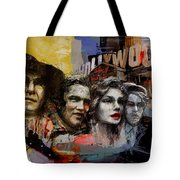074 Hollywood Wax Museum Tote Bag