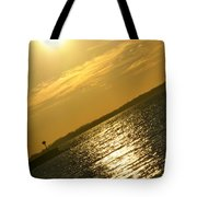 09 Sunset 16mar16 Tote Bag