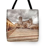 0954 Assisi Italy Tote Bag