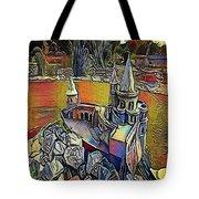 Church - My Www Vikinek-art.com Tote Bag
