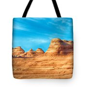 Famous Delicate Arch In Arches National Park Tote Bag
