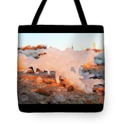1-1-18--5783 Don't Drop The Crystal Ball Tote Bag
