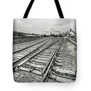 10th St. Tracks Tote Bag